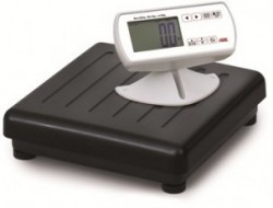 Báscula electronica de suelo con cable a pantalla ADE peso max. 250kg. / graduación 100gr. clase profesional