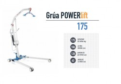 GRUAS POWERLIFE CON ARNES