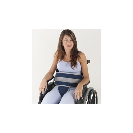 Cinturón para silla de ruedas   Sujeción perineal y abdominal   Cierre magnético   Diresa Device - FedBuy: tu ortopedia online