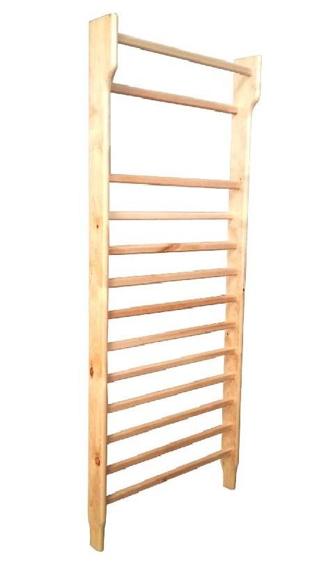 Diresa Device - FedBuy: Espaldera de madera de un cuerpo. Para gimnasio, ejercicios de espalda en rehabilitación...