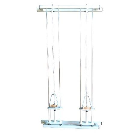 Diresa Device - FedBuy: Juego de poleas simple. Anclado a pared.